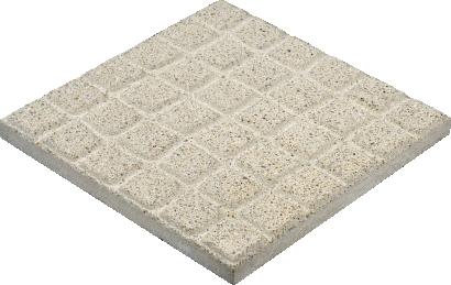 Mosaicos com relevo bujardado for Precio mosaicos para exterior